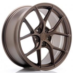 Felga JR Wheels SL01 18x8,5 ET35 5x120 Matt Bronze