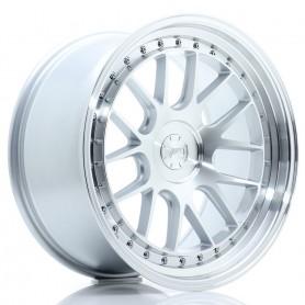 JR Wheels JR40 19x9,5 ET15-30 5H BLANK Silver Machined Face