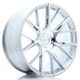 JR-Wheels JR42 22x11 ET20-46 5H BLANK Silver Machined Face