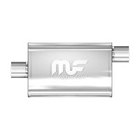 Tłumik sportowy owalny Magnaflow 2,25″ 57mm 11255