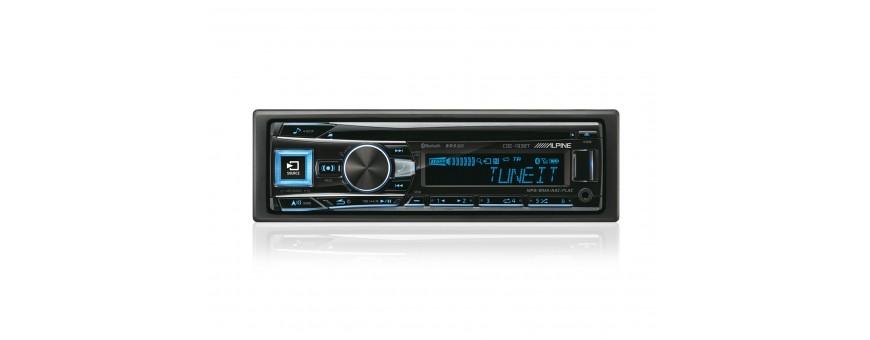 Radioodtwarzacze samochodowe i procesory dźwięku