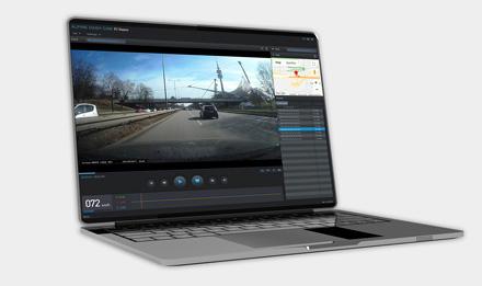 Przeglądarka Dash Cam Viewer na komputery PC oraz MAC