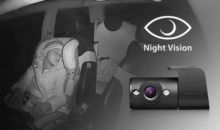 Kamera kabinowa Night Vision